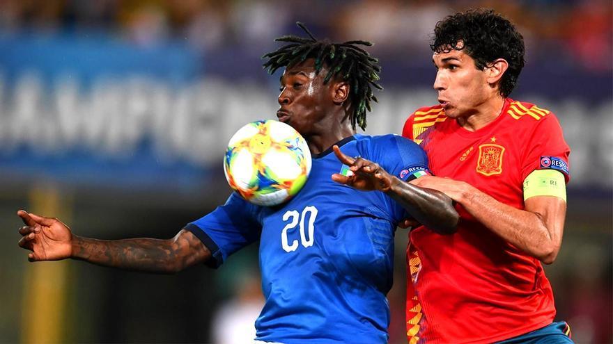 Eurocopa sub-21: Debut España-Italia