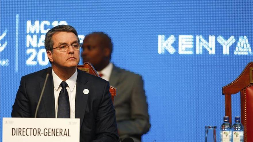 OMC apuesta por salvar Ronda de Doha para impulsar economías subdesarrolladas