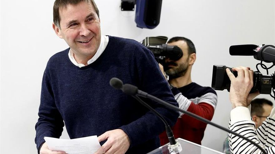 Arnaldo Otegi: Cataluña es una prueba de que si se quiere, se puede