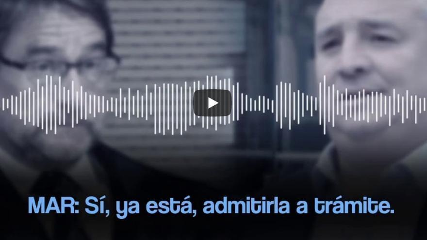 El caso contra el juez Salvador Alba, en un minuto