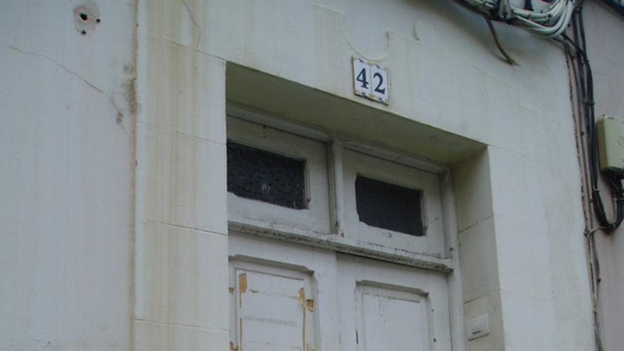 De las viviendas abandonadas #7