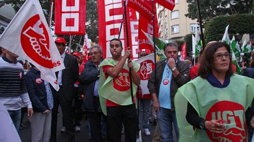 De las protestas en Tenerife #2