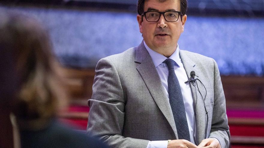 """Cs censura que Ribó reanude los convenios """"con entidades catalanistas"""""""