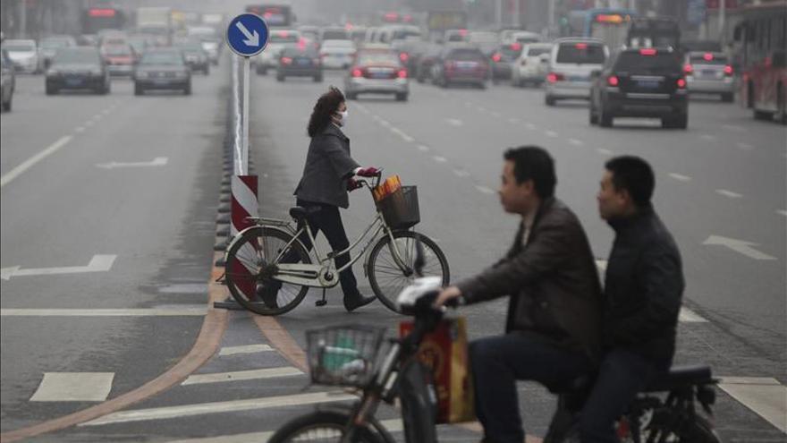 La polución en China, problema sanitario, económico y de seguridad nacional