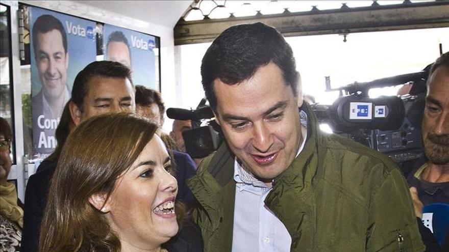 """Moreno denuncia que Díaz busca """"coartadas"""" para no eliminar los aforamientos"""