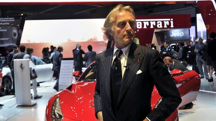 El presidente de Ferrari anuncia que colaborará para un nuevo Gobierno con Monti