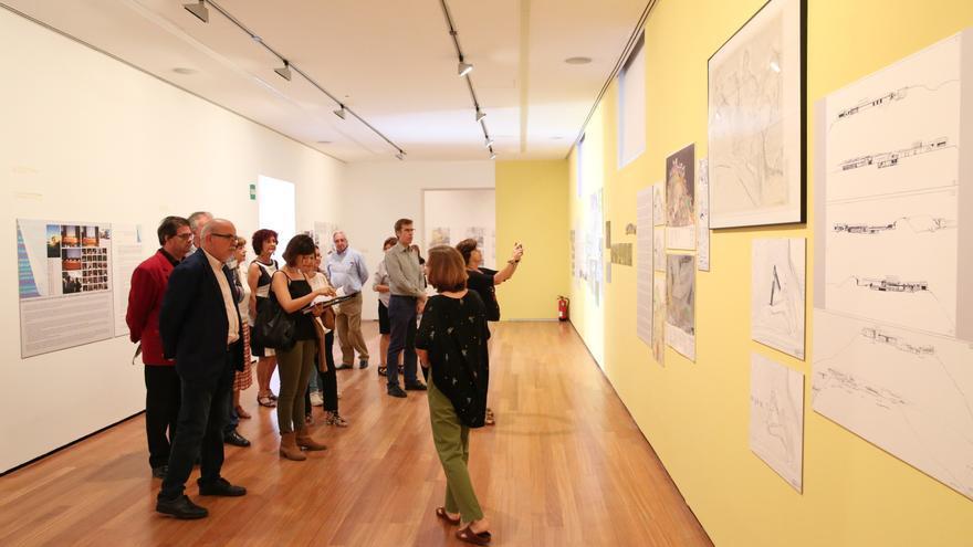 Exposición 'El paisaje como objetivo'