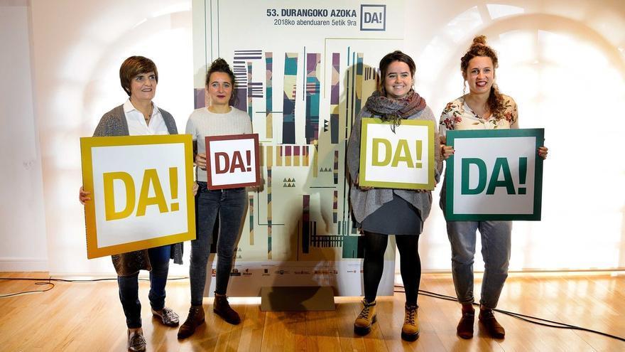 La Azoka de Durango reivindicará su diversidad en su 53ª edición, con el lema 'DA! asko dira!'