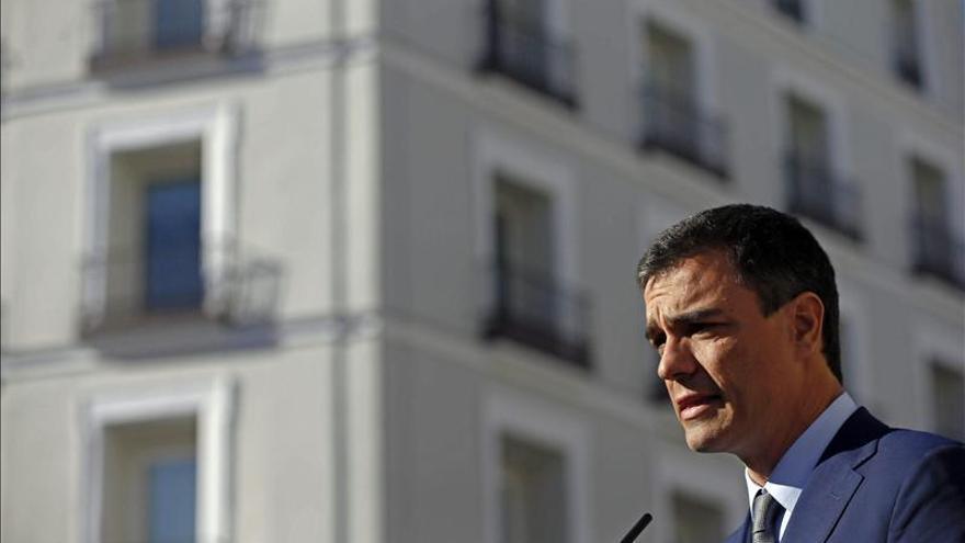 Sánchez dice que el PSOE está en las mejores condiciones para ganar las  municipales