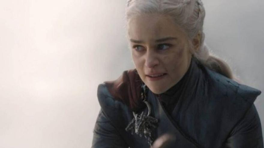Daenerys Targaryen en el punto de inflexión que define a su personaje al final de la temporada 8