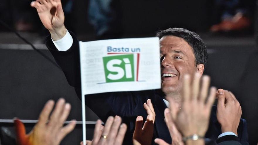 Comienza en Italia la votación en referéndum sobre reforma constitucional