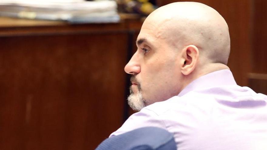 Un jurado recomienda la pena de muerte para el asesino de una amiga de Ashton Kutcher