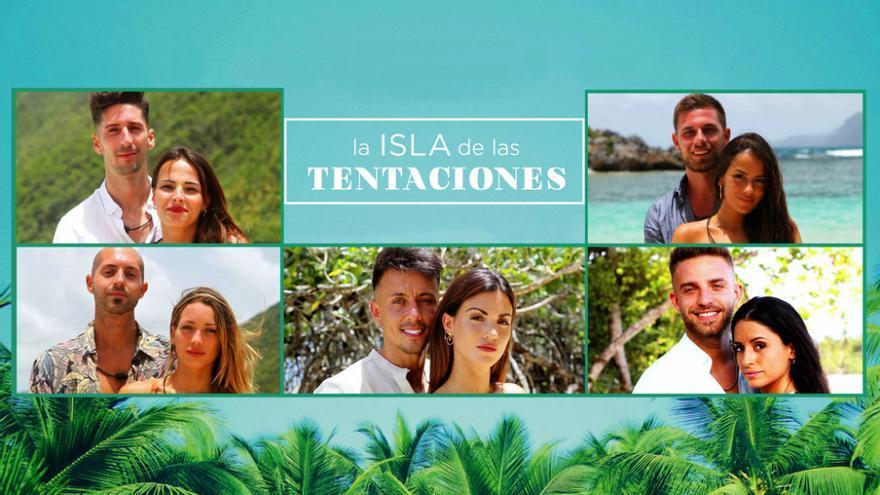 El casting de 'La isla de las tentaciones 2'