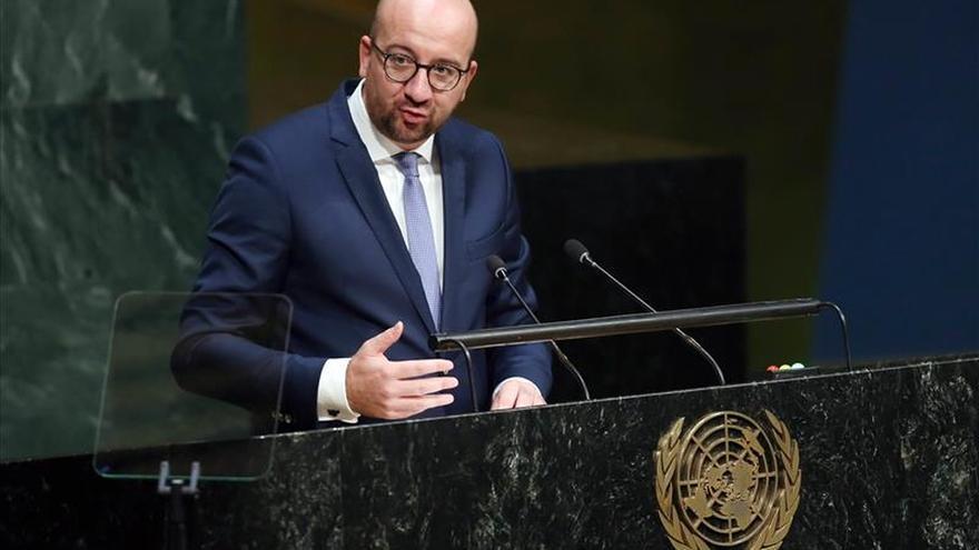 El Gobierno belga establece controles fronterizos con Francia