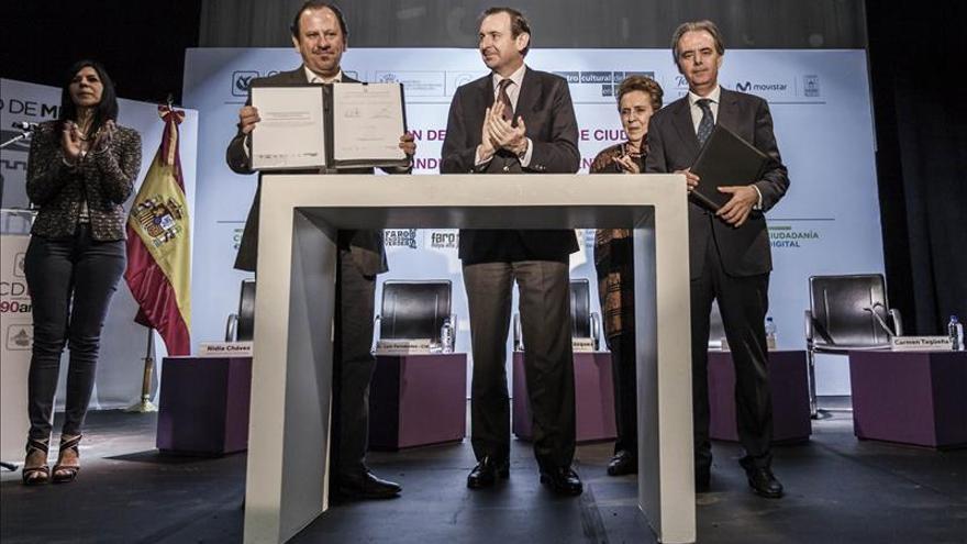 Gobierno de Ciudad de México firma acuerdo con el Centro Cultural de España