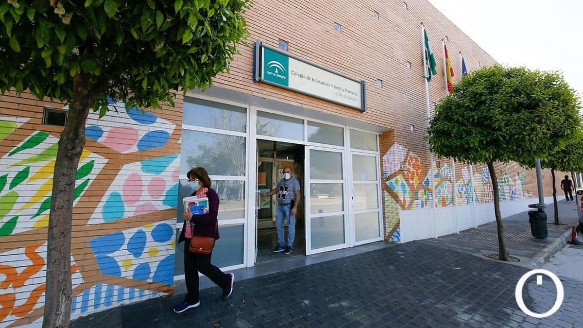 Centro público cerrado en Doña Mencía
