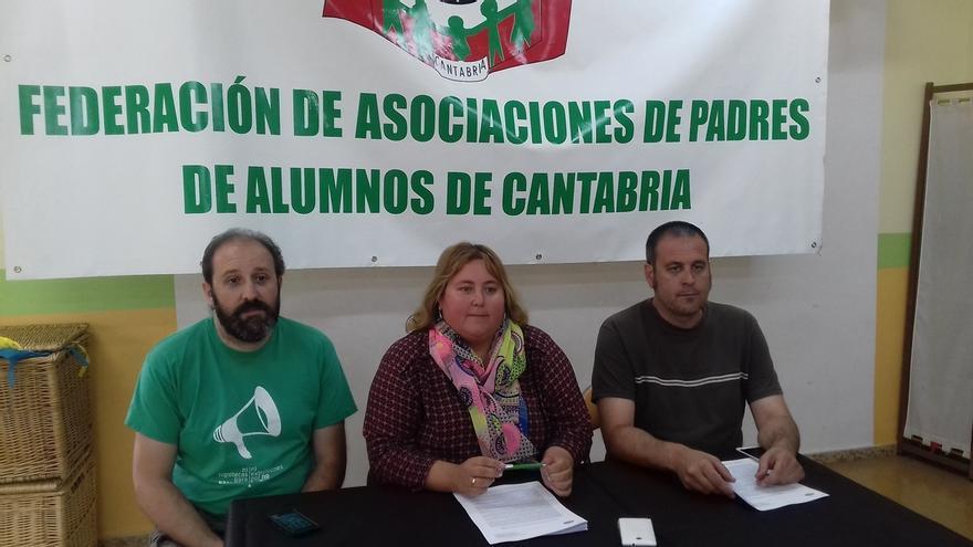 """AMP FAPA acusa a la Consejería de dejar el Pacto por la Educación """"en vía muerta"""" por no negociar el calendario escolar"""
