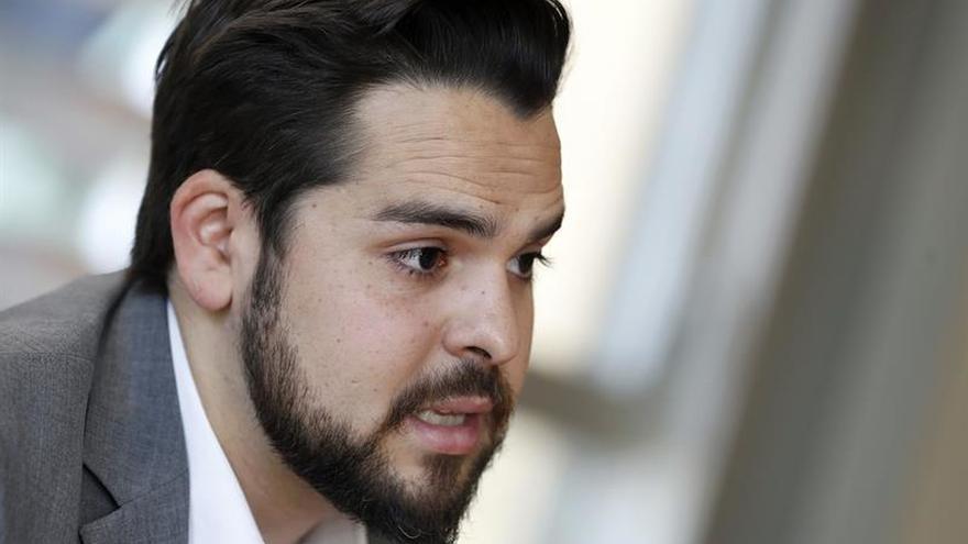 """De Páramo (C's) exige elecciones a un Puigdemont que ha """"perdido los papeles"""""""