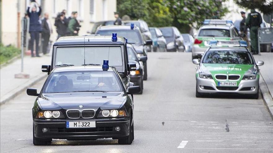 Se reabre el juicio contra la presunta terrorista neonazi alemana