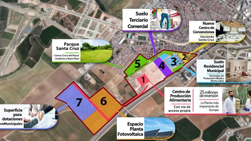 Proyecto Ebro en La Rinconada