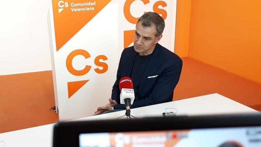 """Cantó se ve como presidente de la Generalitat, no pactaría """"de ninguna forma"""" con PSPV y exportaría el modelo andaluz"""