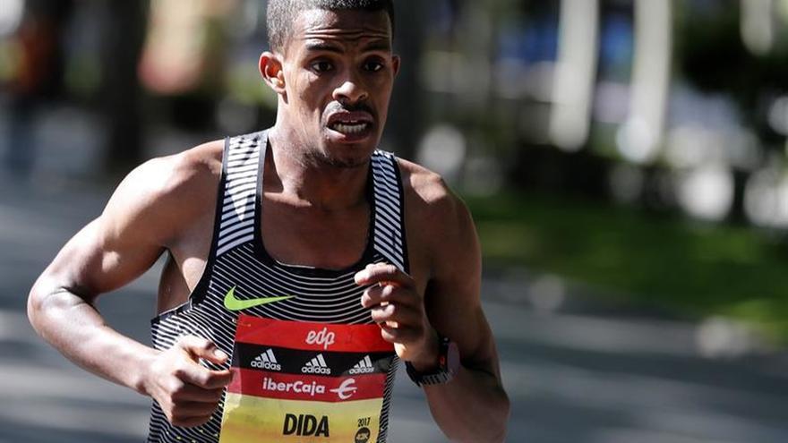 Etiopía reconquista el maratón de Madrid 19 años después con Bonsa Dida