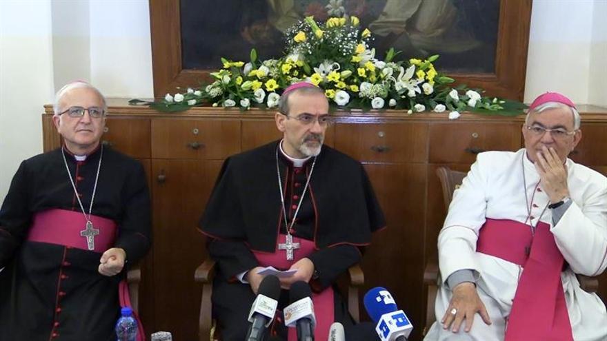 El nuevo administrador apostólico del Patriarcado Latino aboga por el diálogo