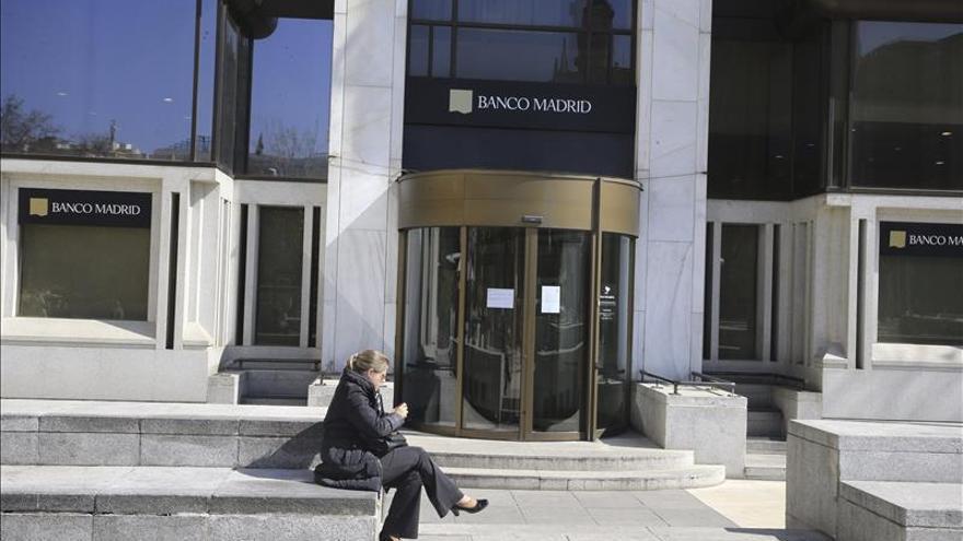 Asociación europea de inversores demanda a Banco Madrid y reclama 1,344 millones