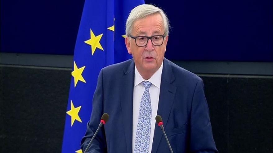 """Juncker descarta mediación de la UE en Cataluña y avisa de que no quiere """"una Europa formada por 90 países"""""""