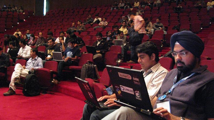 India es el país con más 'hackers' en busca de 'bugs', según una organización australiana que analiza programas de recompensas (Imagen: James Morris | Flickr)