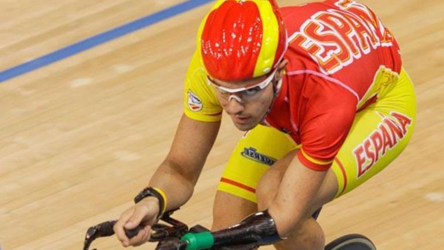 Ciclismo: Oro para Alfonso Cabello