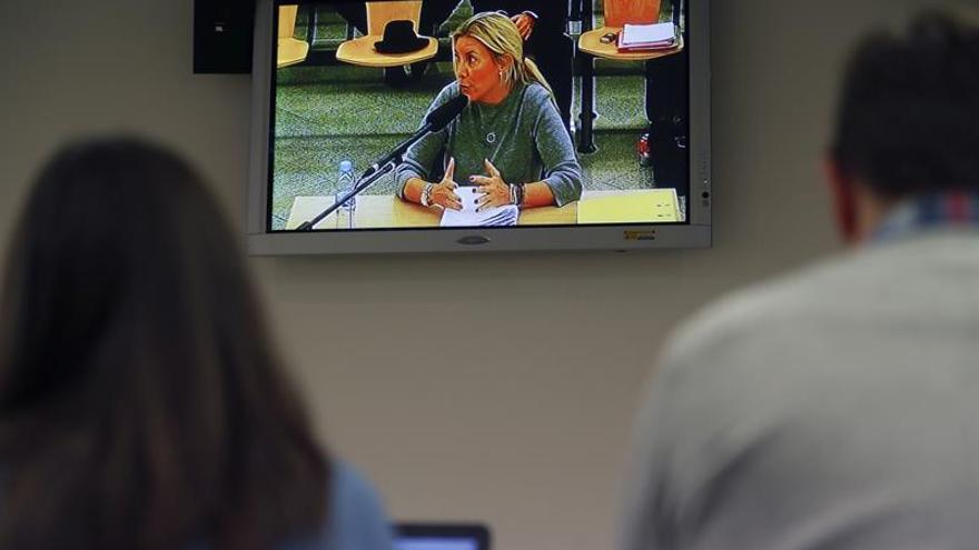 Gestora de empresas de Gürtel dice que no vio entregar sobres a Correa o Crespo