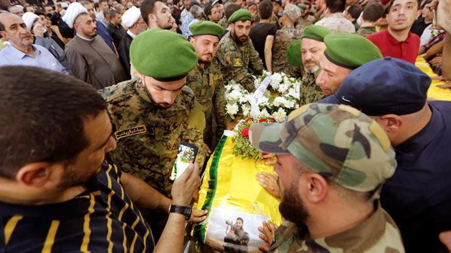 Hizbulá recupera el 64 por ciento del territorio ocupado por yihadistas en el Líbano