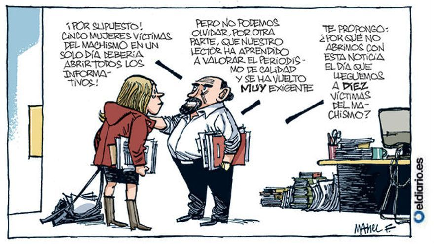 La noticia (26/09/2018), por Manel Fontdevila