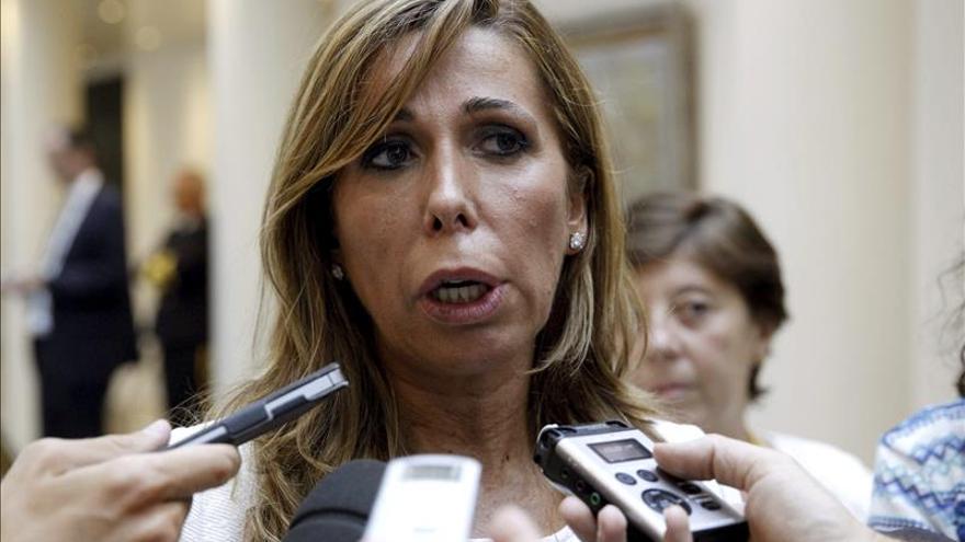 Alicia Sánchez Camacho, presidenta del PP catalán