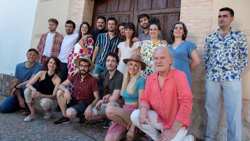 """""""La comedia de maravillas"""" llega al Festival de Almagro por """"justicia cósmica"""""""