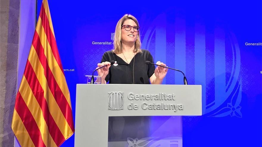 """El Govern dice que los soberanistas presos están en cárceles de Madrid porque """"les quieren castigar"""""""