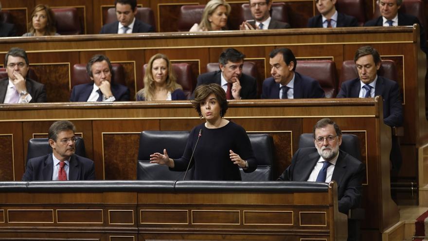 """Santamaría subraya que, """"si hay voluntad y consenso"""", pronto podría haber un nuevo modelo de financiación autonómica"""