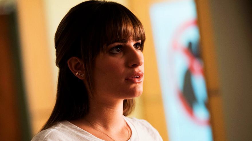Lea Michele en 'Glee'