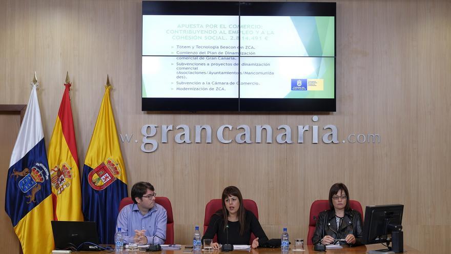 El Cabildo destina 9,3 millones de euros en 2017 a Industria, Comercio y Artesanía