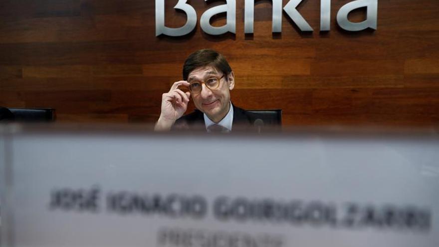 Bankia concede más de 3.800 millones en el primer trimestre, un 8 por ciento más