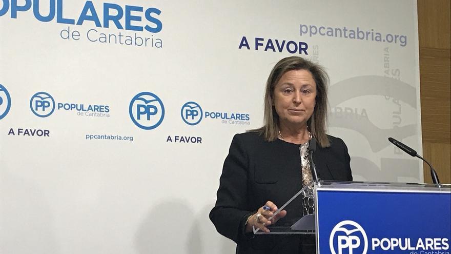 """Madrazo (PP) critica que Revilla trate de """"tapar su incapacidad"""" con una estrategia de """"enfrentamiento"""" con el EStado"""