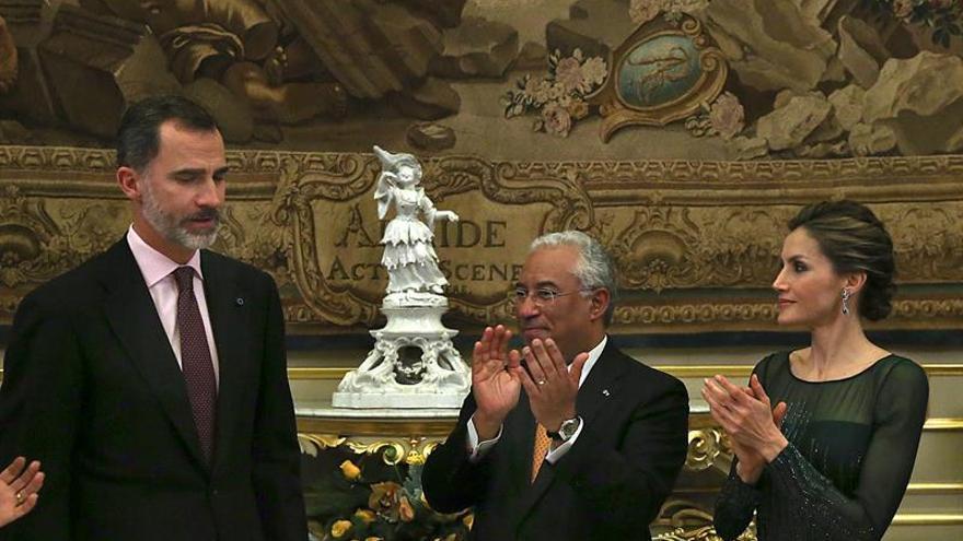 Felipe VI interviene hoy ante la Asamblea de la República portuguesa