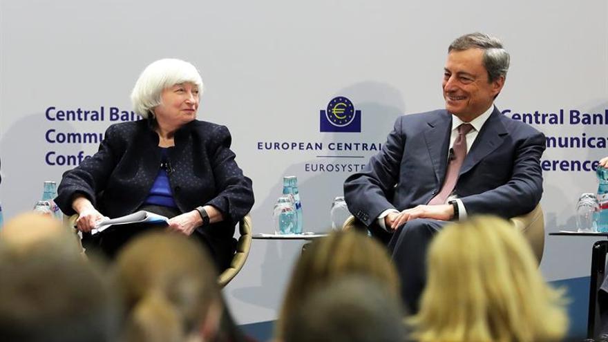 Los principales bancos centrales del mundo defienden la orientación monetaria