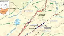 Termina el acondicionamiento de la carretera del Valle, entre Plasencia y Tornavacas