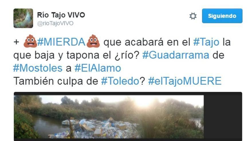 Tuit de Río Tajo Vivo
