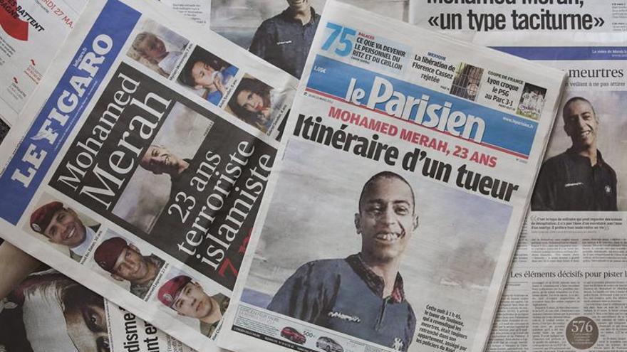 Francia es condenada por una de las muertes del yihadista Mohamed Merah