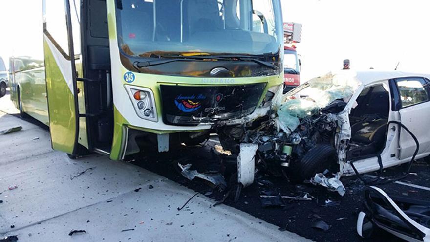 Accidente Yaiza. Foto: Diario de Lanzarote