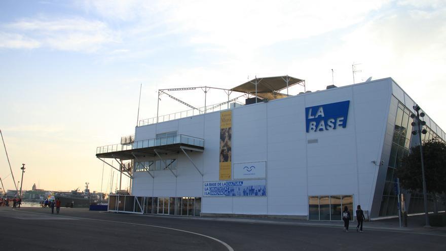 La sede del Centro Mundial de València para la Alimentación Urbana Sostenible (CEMAS) en la Marina de València