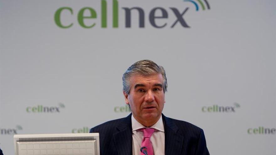 Cellnex mantiene su beneficio en 11 millones en el primer trimestre